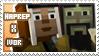 Haprep/Ivor stamp by StampsMCSM