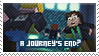 8 Episode: A Journey's End? stamp by StampsMCSM