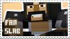 Slab fan stamp by StampsMCSM