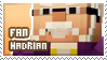 Hadrian fan stamp by StampsMCSM
