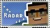 Radar Fan Stamp by StampsMCSM