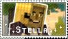Stella Fan Stamp by StampsMCSM