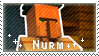 Nurm Fan Stamp by StampsMCSM