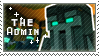 The Admin Fan Stamp by StampsMCSM