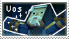 Vos Fan Stamp by StampsMCSM