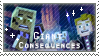 Giant Consequences Fan Stamp by StampsMCSM