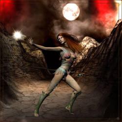 Sorceress by Misty2007