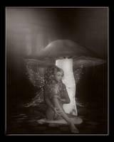 The Mushroom Fae by Misty2007