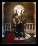 As She Waits by Misty2007
