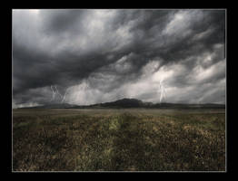 Distant Thunder by Misty2007