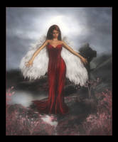 Angel of Light1 by Misty2007