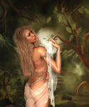 Her Garden of Eden by Misty2007