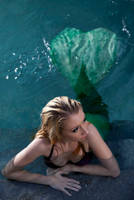 Mermaid Perch by Ningyo-Sora