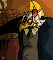 Igor butler of darkness by Jowybean