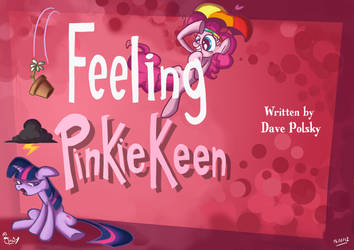 Twitching Twitching:FIM title cards series by Jowybean