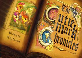 Beginning of the Start : FIM title card series by Jowybean