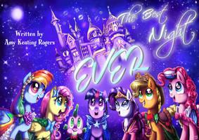 Time for Devine Dreams :FIM title card series by Jowybean