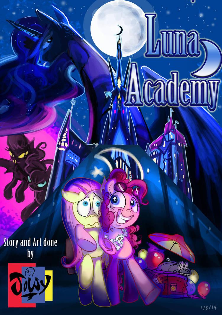 Luna Academy cover by Jowybean