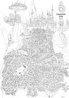 City of the Above sketch by Jowybean