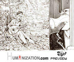 Humanization.com comic preview 4 by Jowybean