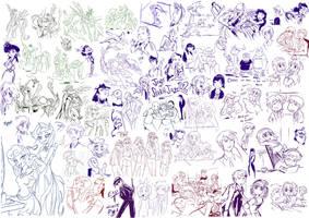 jowy Sketch Jazz 12 by Jowybean