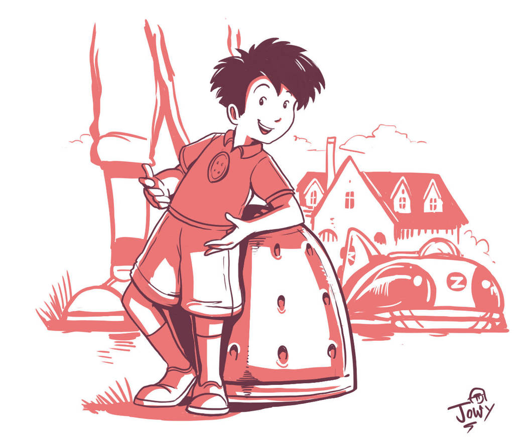 June toon tiny by Jowybean