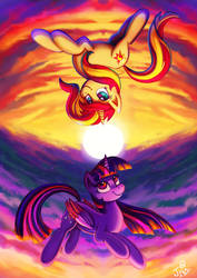 Nothing But The Sun by Jowybean