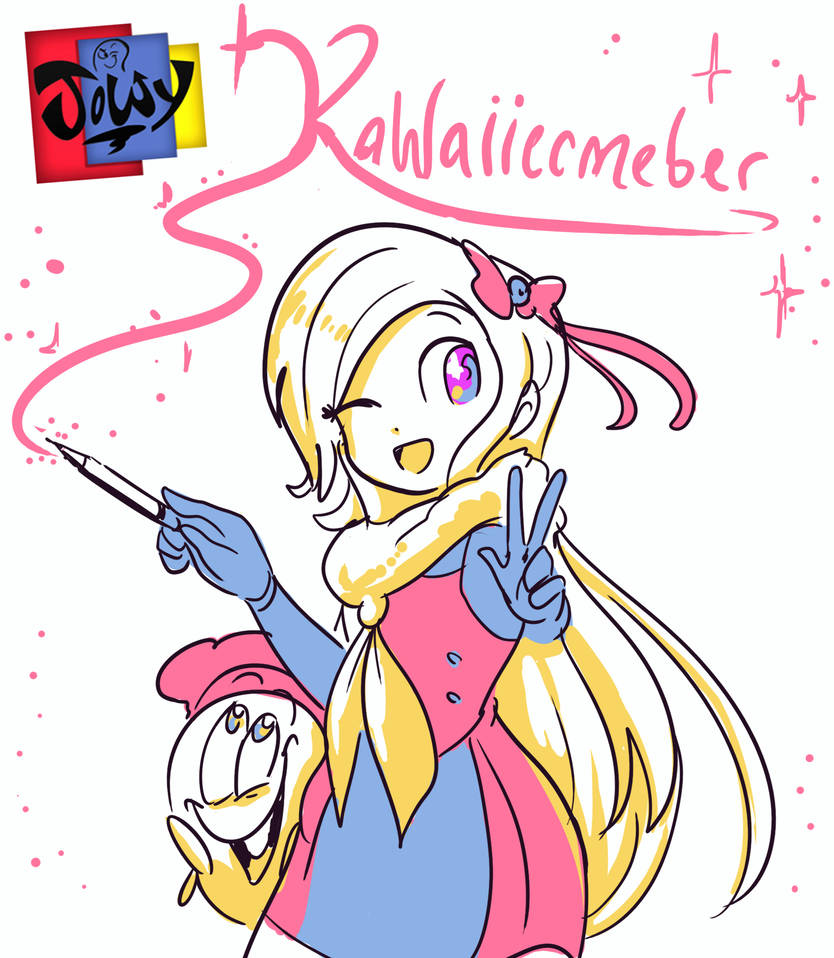 Kawaiicember thing by Jowybean