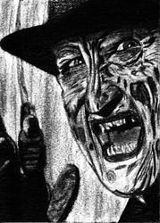 Freddy Krueger by bmac78