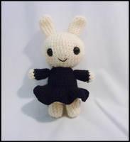 Crochet Bunny Girl by Jequila