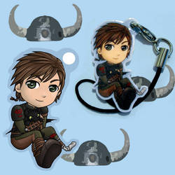 Hiccup Charm by Jequila