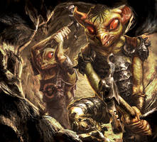Goblin Miners by CBSorgeArtworks