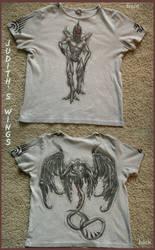 Stolen Wings :shirt by CBSorgeArtworks