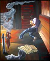 TheTransformationOf Dr.Jekyll by CBSorgeArtworks