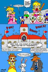 Prank on the Princess 4 by pheeph
