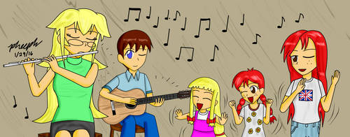Music Session by pheeph