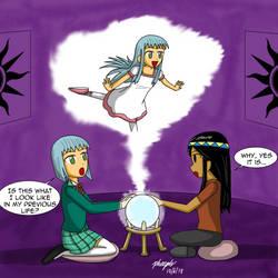 Seona's Wish by pheeph