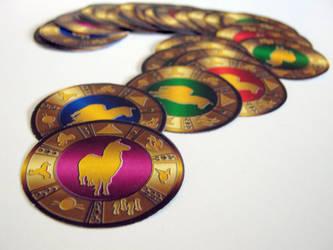 Secret Society Stickers by toenolla