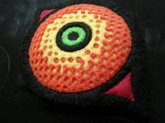 WIP: Majora's Eye by toenolla