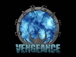 Stargate Vengeange Logo by SolidSilver