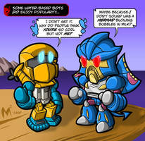 Lil Formers - Depth Charge by MattMoylan