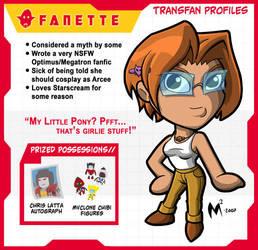 Transfan MTMTE Profiles 4 by MattMoylan