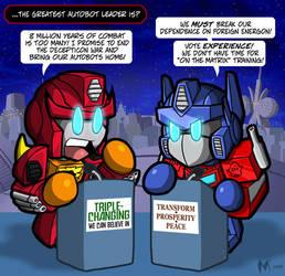 Lil Formers - Greatest Leader? by MattMoylan