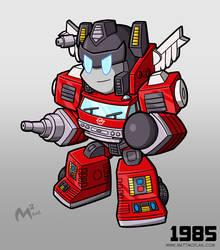 1985 Autobot Inferno by MattMoylan