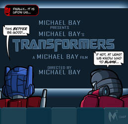 Lil Formers - The New Movie by MattMoylan