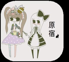 Harajuku by MinjiXMuu-chan