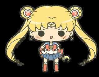 Sailor moon! by MinjiXMuu-chan