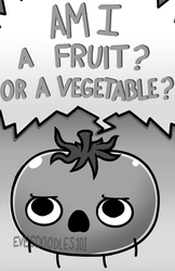 Confused Tomato by MinjiXMuu-chan
