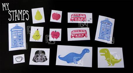 My Stamps! by MinjiXMuu-chan