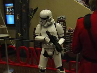 Stormtrooper At Akicon 2011 by cougashika